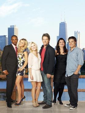 - Happy Endings - Saison 1 happy endings abc tv show