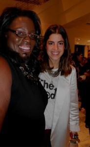 Leandra Medine & Letia Mitchell