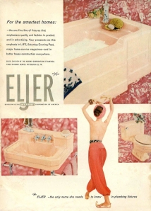 Eljer Vintage Adverisment