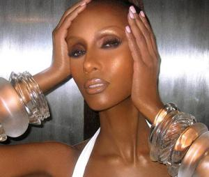 Iman, The Bronze Effect