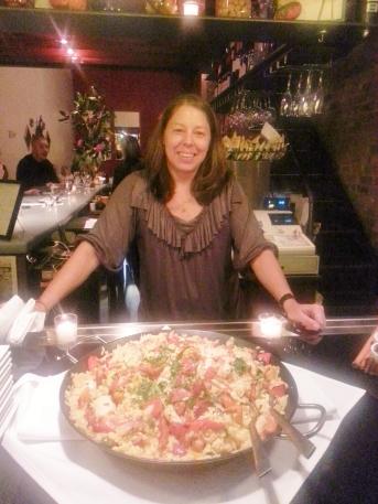 Jill Rosen, Owner of Chiboust Bistro & Wine Bar
