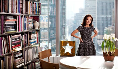 Margaret Russell, Editor in Chief of Architectural Digest Magazine