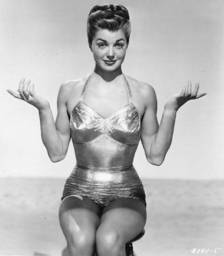 Esther Williams the Mermaid