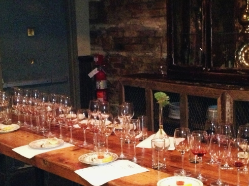 Brookyn Winery Wine Tasting Class