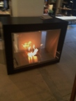 Fireplace - Movable