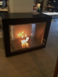 Fireplace - Movable