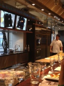State of the art video view of cook-tops!