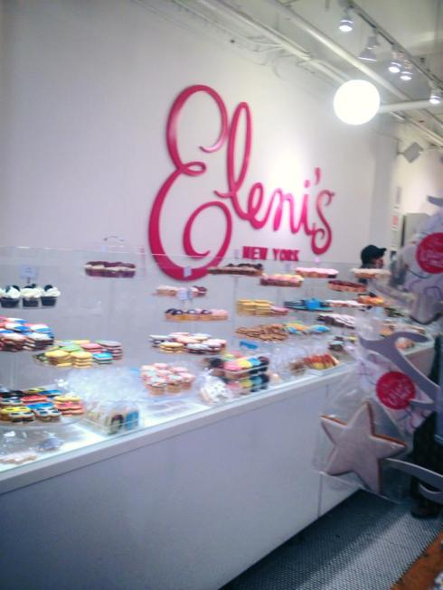 Eleni's Flagship Store  Chelsea Market