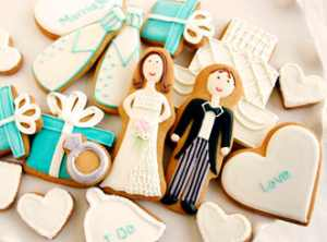 Eleni's Wedding Cookies
