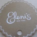 Eleni's Cookie Tag