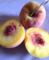 Peaches more...