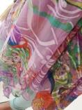 Silk Chiffon Patter