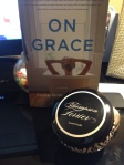On Grace Novel & Candle Giveaway