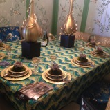 Table lamps as Centerpieces 2