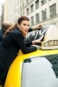 Aliza Licht taxi photo