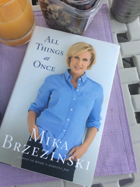 All At Once by Mika Brzezinski
