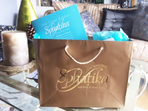 My Sphakita Spa Gift Bag