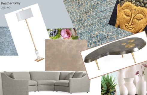Arhaus® Darrow Sectional with Design Choices by Letia Mitchell LifeStyle & Design®